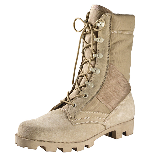 GI Type Speedlace Desert Tan Jungle Boot