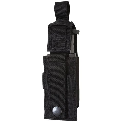 Molle Single Pistol Mag Pouch with Insert