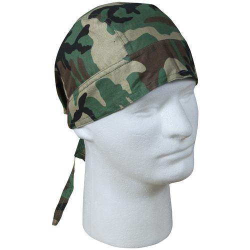 Camo Headwrap