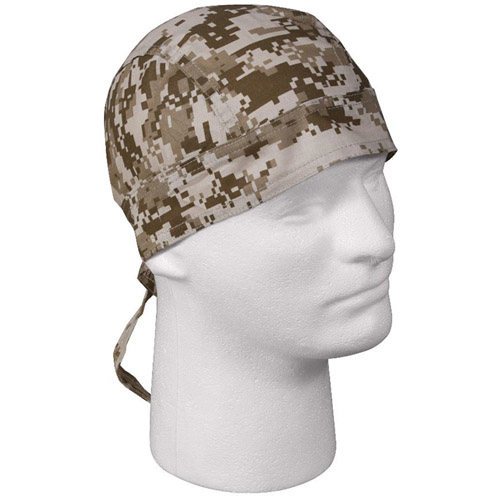 Digital Camo Headwrap