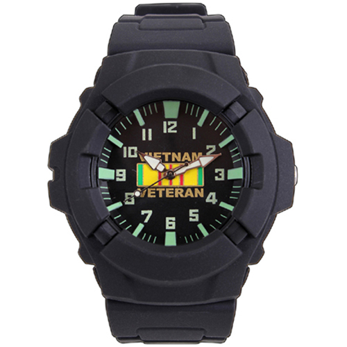 Aqua Force Vietnam Veteran Watch
