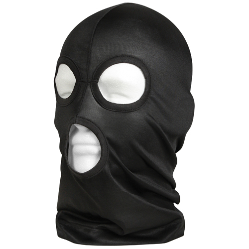 Lightweight 3-Hole Face Mask