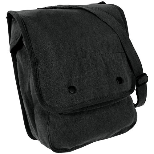 Canvas Map Case Shoulder Bag