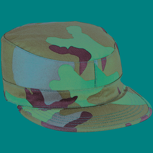 Government Spec 2 Ply Poly-Cotton Army Ranger Fatigue Cap