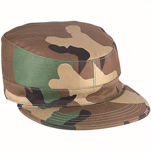 Government Spec 2 Ply Rip-Stop Army Ranger Fatigue Cap