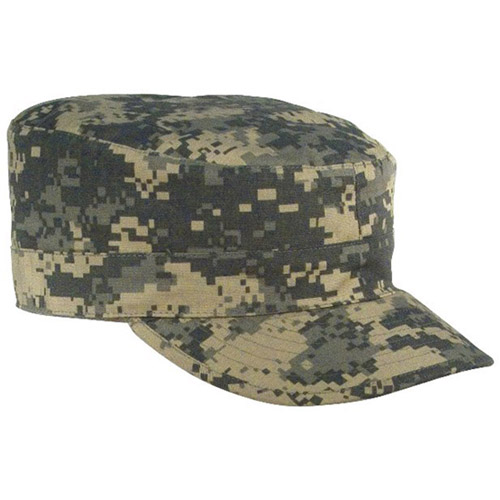 Government Spec 2 Ply Poly-Cotton Rip-Stop Army Ranger Fatigue Cap