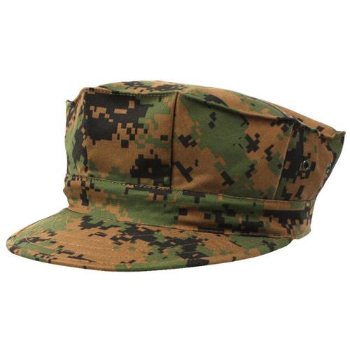 Marine Corps Poly-Cotton without Emblem Cap