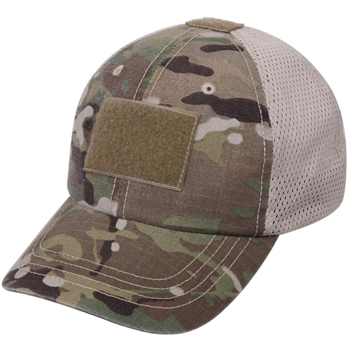 Mesh Back Operator Tactical Cap