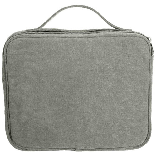 Vintage Canvas Ipad  Netbook Pouch
