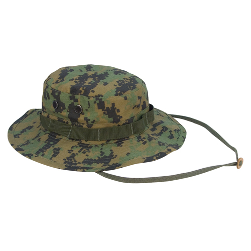 Digital Camo Boonie Hat