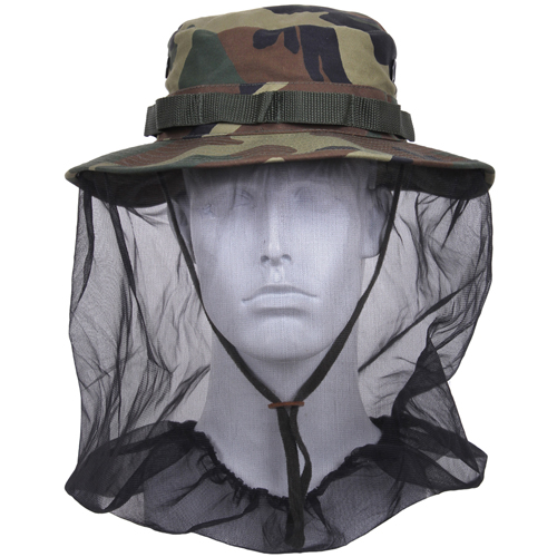 Boonie with Mosquito Netting Hat