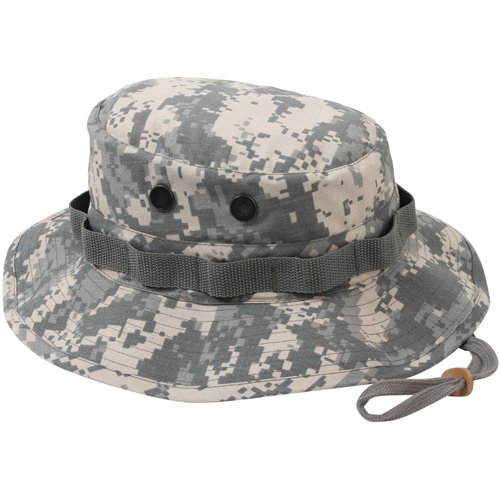 Poly-Cotton Rip-Stop Boonie Hat