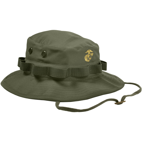 Globe And Anchor Boonie Hat