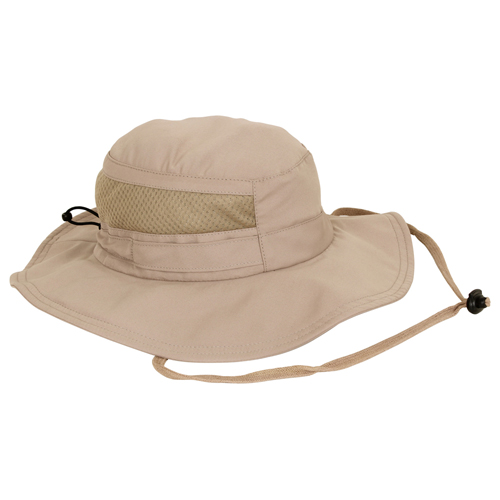 Lightweight Adjustable Mesh Boonie Hat