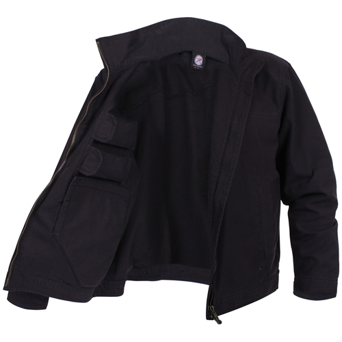 Mens Lightweight Concealed Carry Jacket