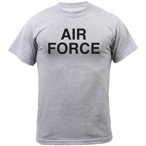 Mens Air Force Physical Training T-Shirt