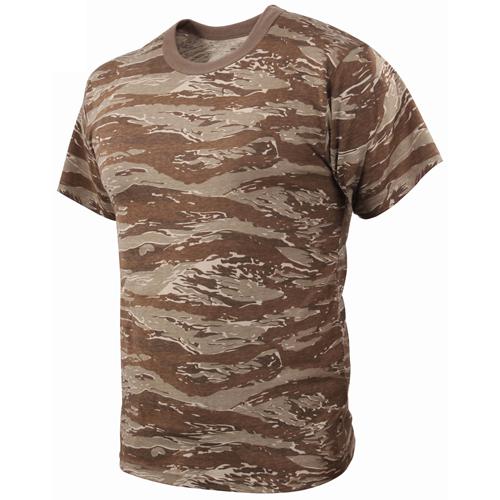 Mens Tiger Stripe Camo T-Shirts