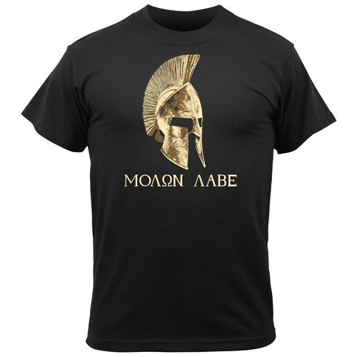 Mens Molon Labe T-Shirt