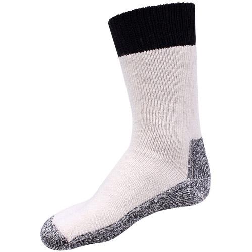 Heavyweight Natural Thermal Boot Socks