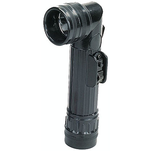 G.I. Type D-Cell Flashlights