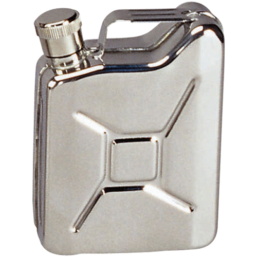 Stainless Steel Jerry Can Flask