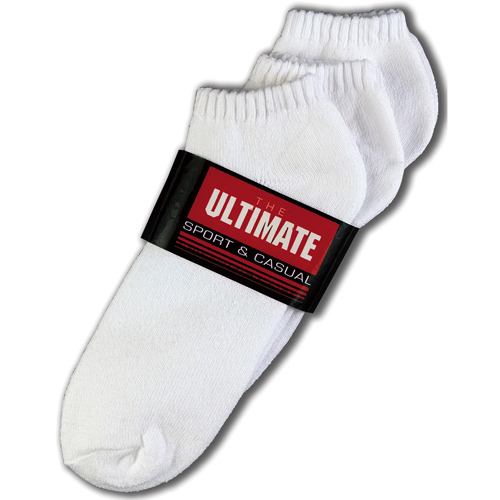 No Show Athletic Socks