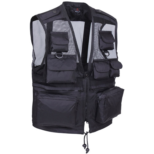 Mens Tactical Recon Vest