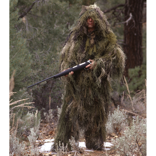 Mens Ultralight Ghillie Jacket And Pant