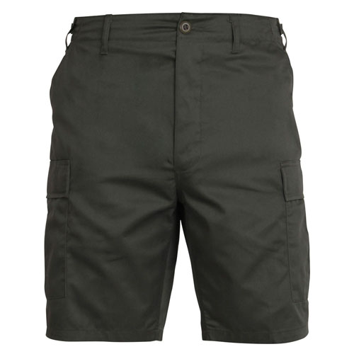 Mens Military Style BDU Shorts