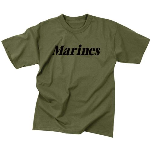 Kids Marines Physical Training T-Shirt