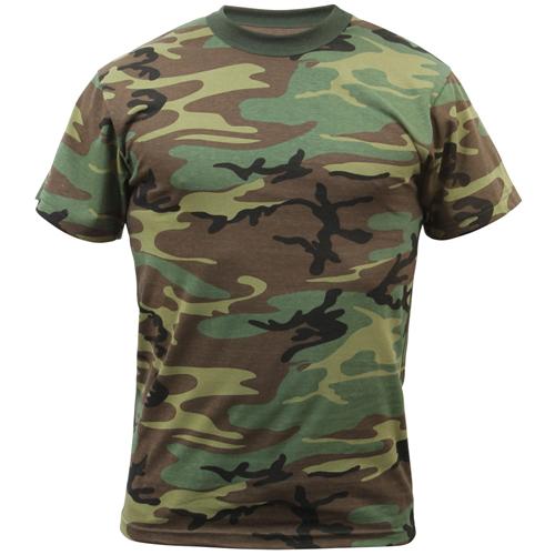 Kids Camo T-Shirts