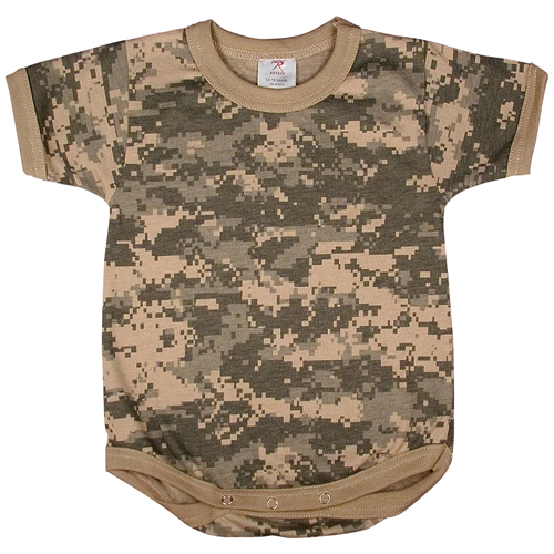 Infant Camo One-Piece