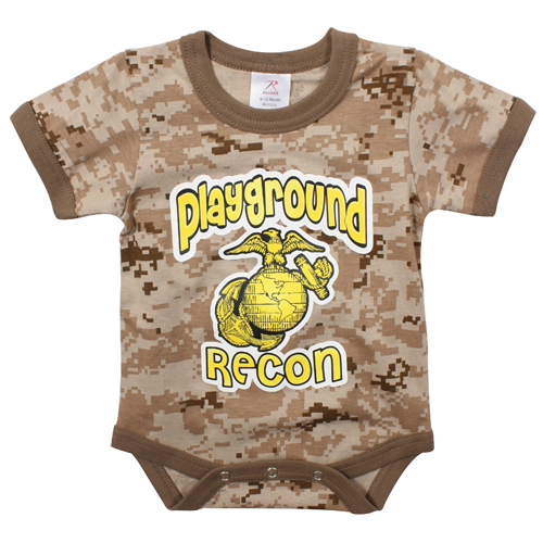 Infant Playground Recon One-Piece