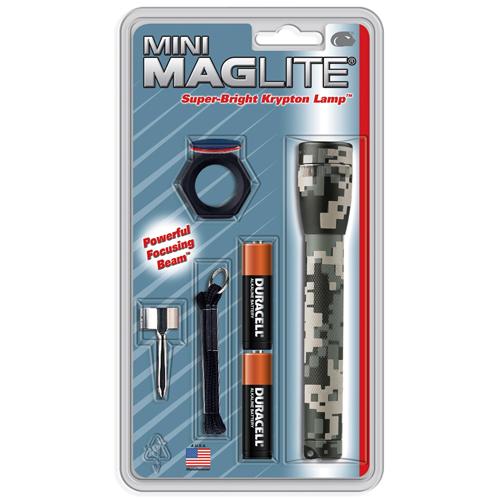 Maglite AA Combo Pack Flashlight