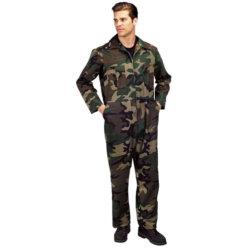 Mens Unlined Coveralls