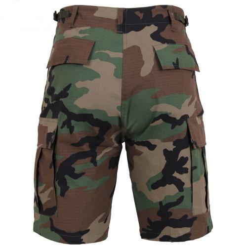 Mens Rip-Stop BDU Shorts