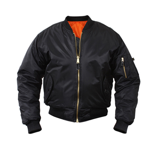 Mens Marine Bulldog MA-1 Flight Jacket