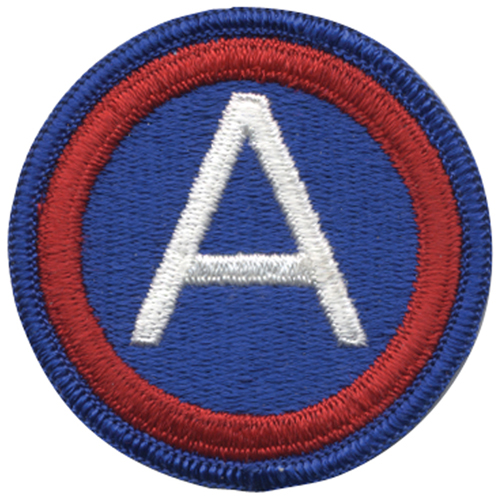 Patch - 3Rd Army