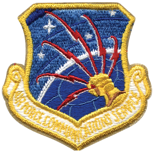 Patch - USAF Communication Service