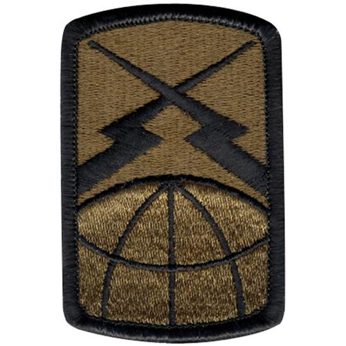 Patch - 160Th Signal Brigade