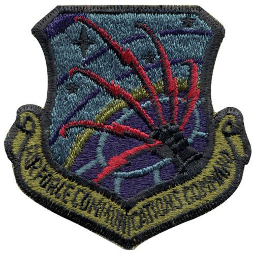 Patch - USAF Communications Command