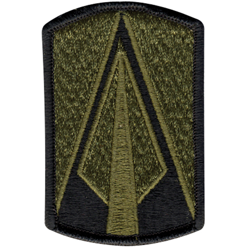 177Th Armor Brigade Patch