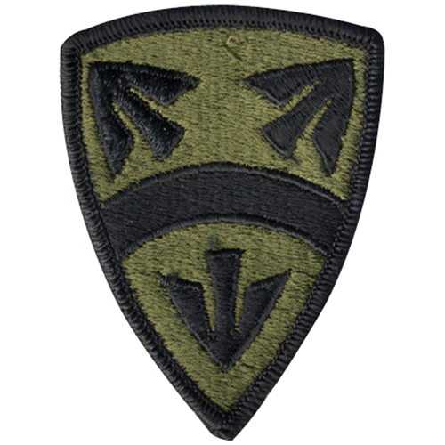 15Th Support Brigade Patch