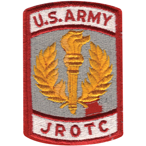 Patch - Us Army JROTC