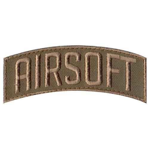 Airsoft Shoulder Morale Patch