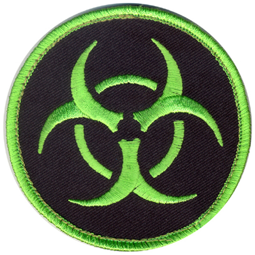 Biohazard Morale Patch