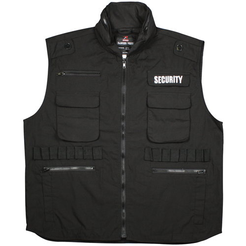 Mens Security Ranger Vest