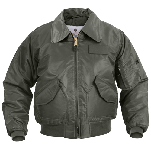 Mens CWU-45P Flight Jacket