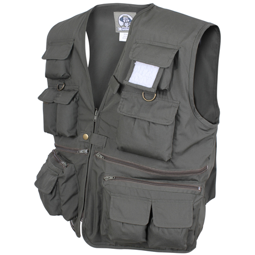 Mens Uncle Milty Travel Vest