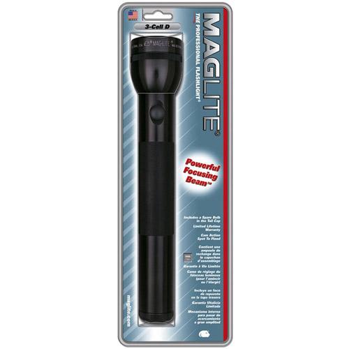 Maglite Three D-Cell Flashlights